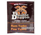 Дрожжи спиртовые турбо DoubleDragon Rum